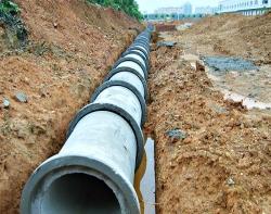 市政用水泥管